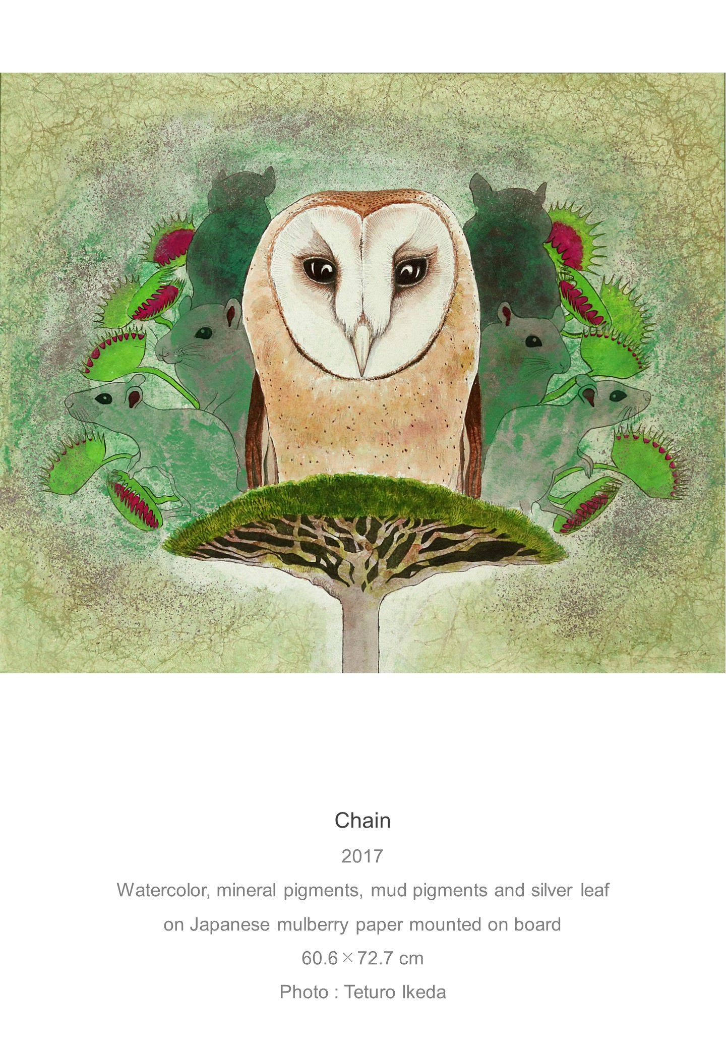 Shota Imai's Artwork of Chain