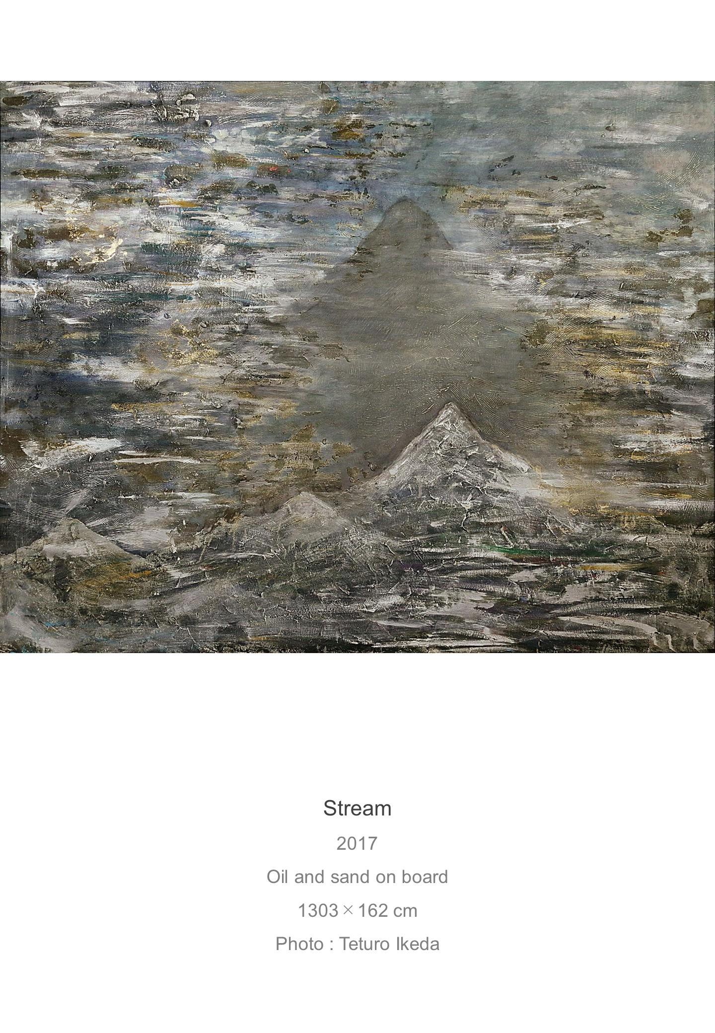 Shota Imai's Artwork of Stream