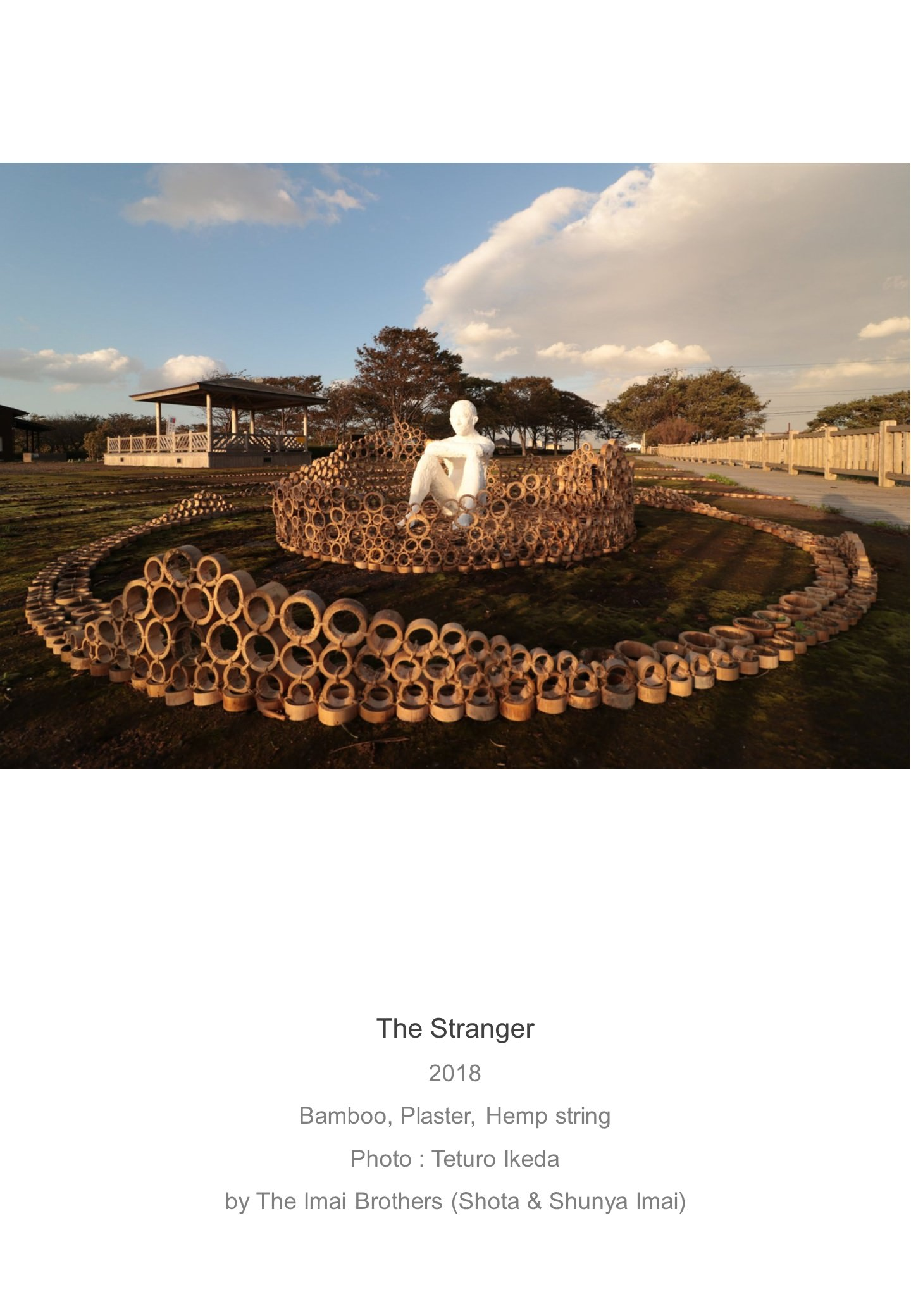 The Imai Brothers's Artwork of The Stranger