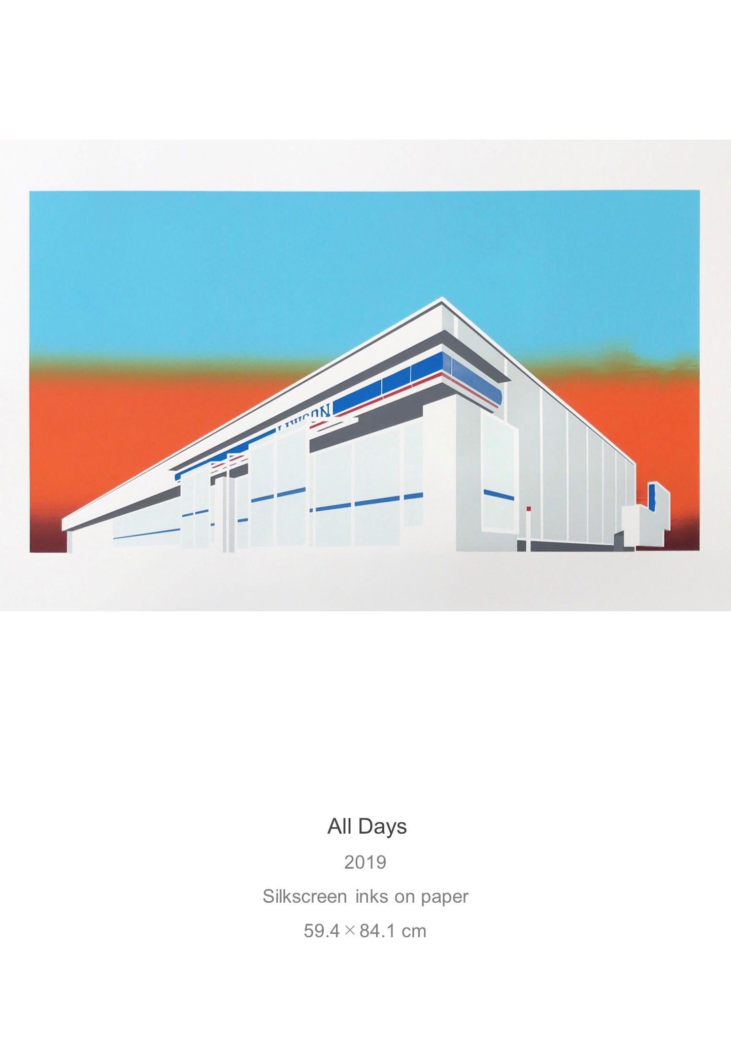 Shota Imai's Artwork of All Days